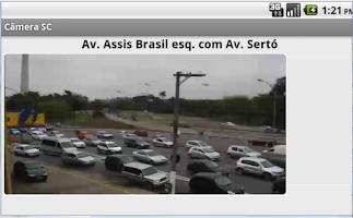 Screenshot of Camera RIO - Rio de Janeiro