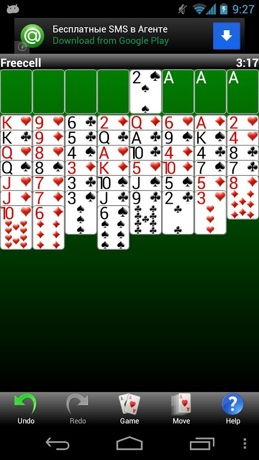 250+ Solitaire Collection v.1 - screenshot