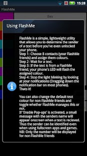 FlashMe SMS- screenshot thumbnail