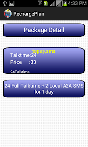 Recharge Plan screenshot 9