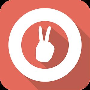Hi VOG - 自己的秘密SNS, random chat 社交 App LOGO-硬是要APP