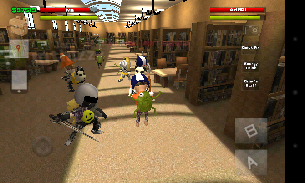 School of Chaos Online MMORPG - screenshot