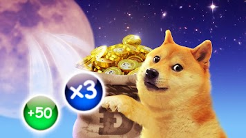 Screenshot of VeryDoge a very doge game