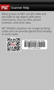 MIT Mobile - screenshot thumbnail