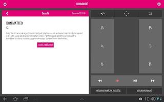 Screenshot of Távirányító