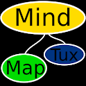 Mind Tux Map logo