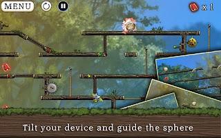 Screenshot of Puzzle Sphere