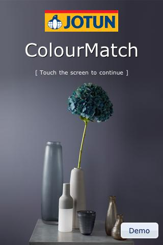Jotun ColourMatch – screenshot