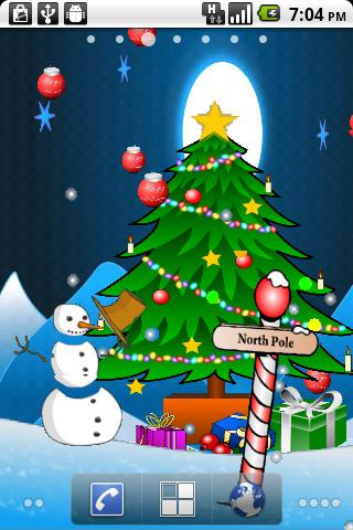 Christmas Night Free- screenshot