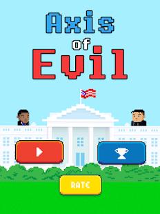 Axis Of Evil - Obama Kick Bomb