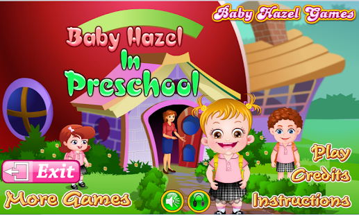 Baby Hazel In Preschool - screenshot thumbnail