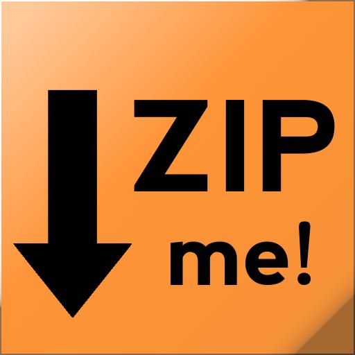 ZIPでくれ!! (画像をまとめてダウンロード) 工具 App LOGO-APP試玩
