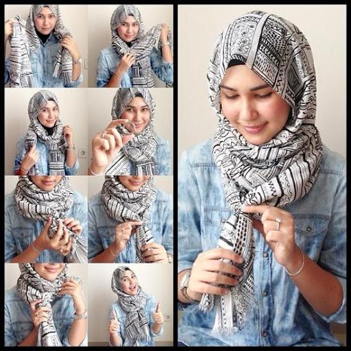 【免費生活App】Free Hijab Style Tutorials-APP點子