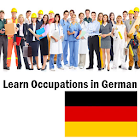 Learn Occupations in German icon