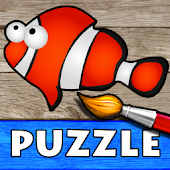 Ocean - Puzzles Games for Kids