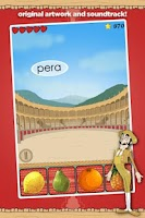Screenshot of Learn Spanish Vocab Game Pro