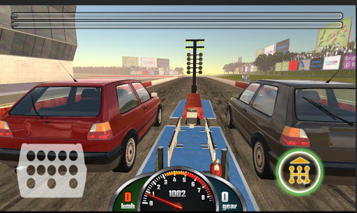 The Dragster для планшетов на Android