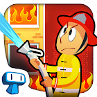Firefighter Academy - Put Out Fires And Be a Hero! icon