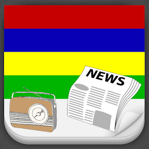 Mauritius Radio and Newspaper LOGO-APP點子
