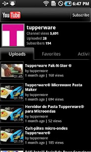 Tupperware US - screenshot thumbnail