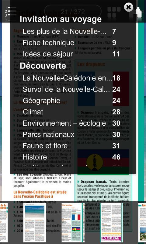 Nouvelle Calédonie 2013 - screenshot