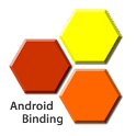 Markup Demo: Android Binding logo