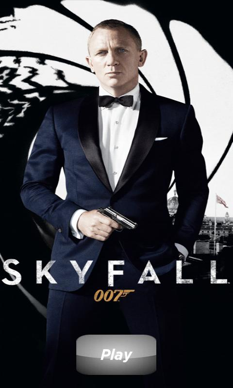 Skyfall 007 - screenshot