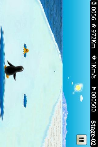Antarctic Adventure- screenshot