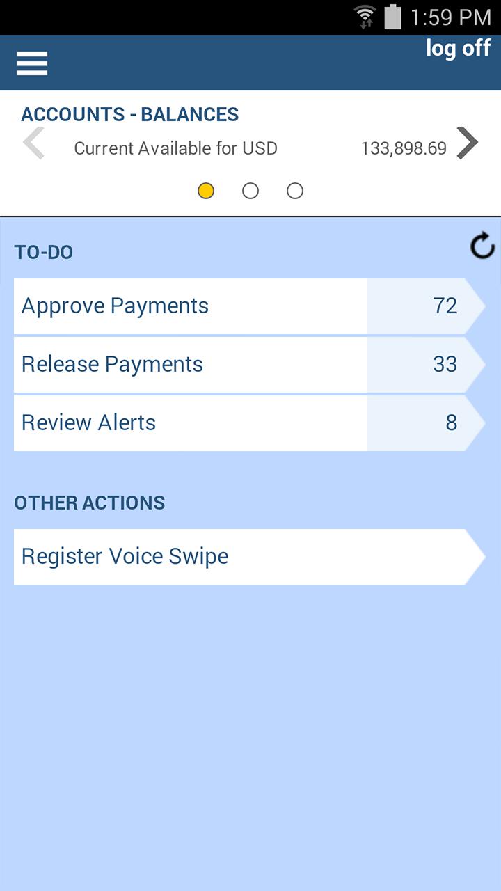 J P  Morgan ACCESS Mobile (Android) reviews at Android