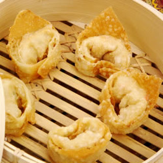 Crabby Cream Cheese Wontons