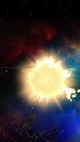 Screenshot of Celestial Lite Live Wallpaper