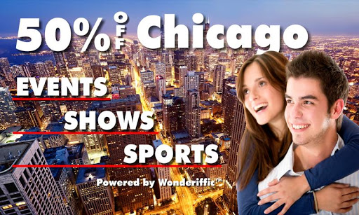 50 Off Chicago Events Plus