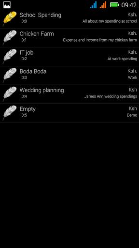 【免費財經App】Budget Siku-APP點子