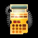 Steampunk Calculator Lite HD icon