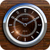 OSLO Designer Clock Widget