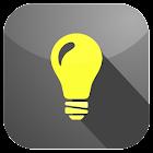 Flashlight Bright LED WidgetHD icon