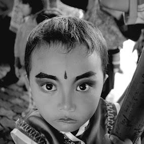 by Akhmat Haridi - Babies & Children Child Portraits