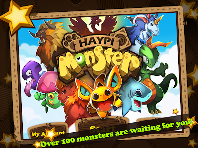 Haypi Monster v1.6.2 (Mod Damage)