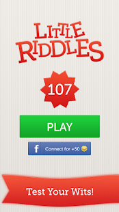 Little Riddles - Word Game- screenshot thumbnail