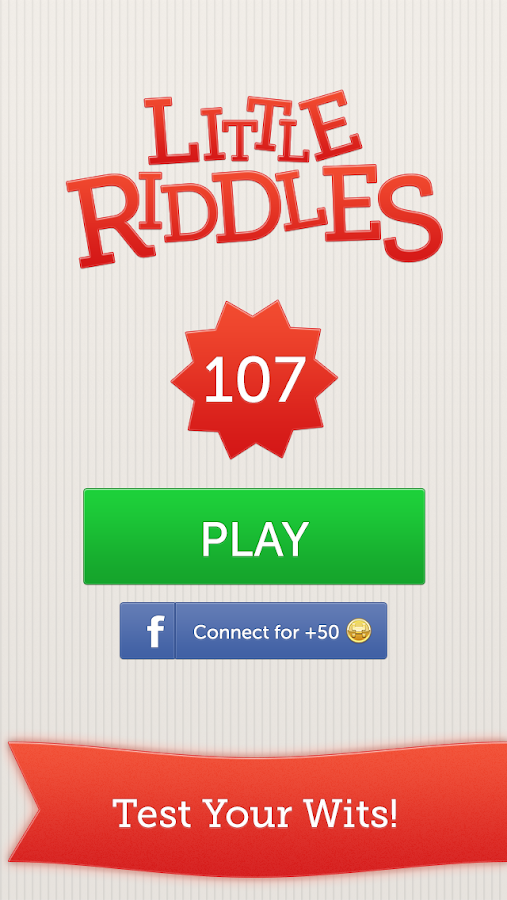 Little Riddles - Word Game- screenshot