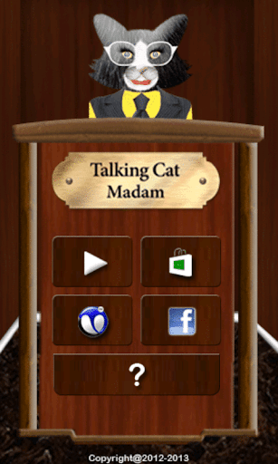 Talking Cat Madam Pro