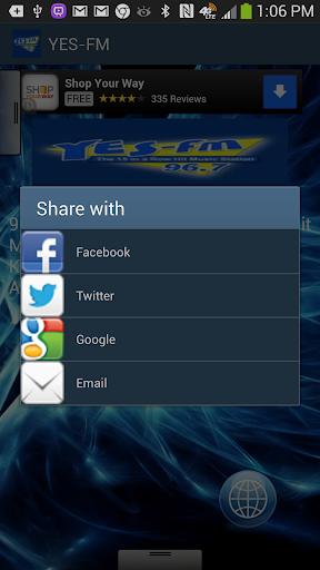 【免費音樂App】YES-FM-APP點子