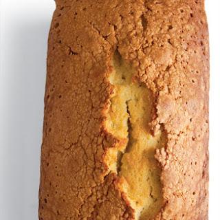 Elvis Presley's Pound Cake.