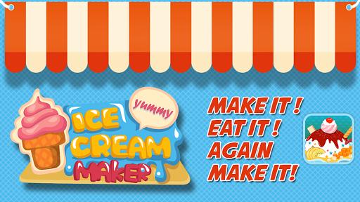 冰淇淋机2 - 儿童游戏