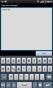 Wichat - screenshot thumbnail