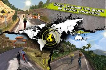 لعبة سكيت بورد لا مثيل لها Downhill Xtreme 1.0.0