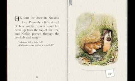 PopOut!Tale of Squirrel Nutkin Screenshot 4