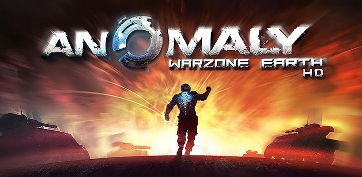 Anomaly Warzone Earth HD apk