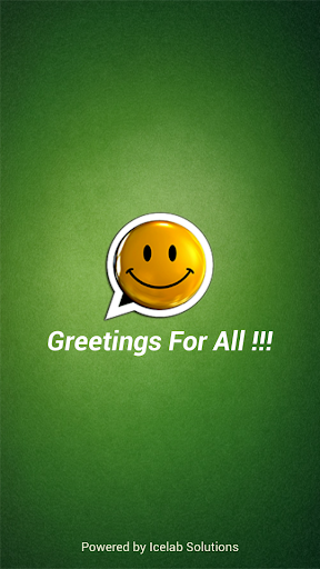 Greetings For All
