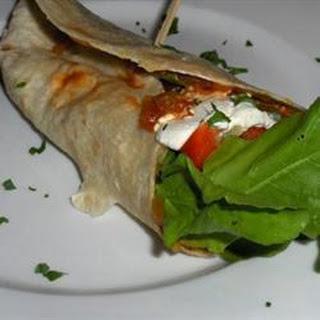 Venison Burritos